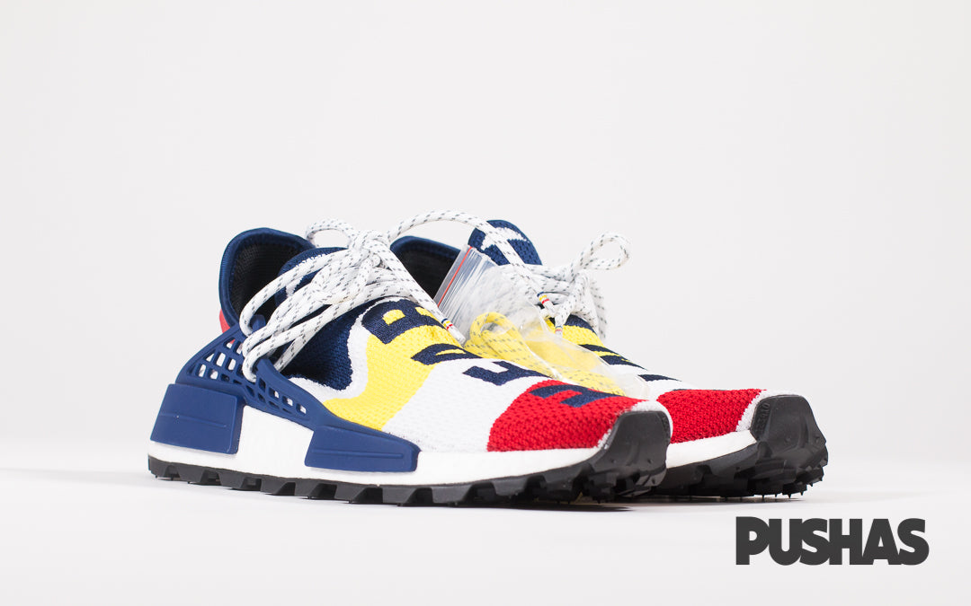 pushas-adidas-NMD-HU-Pharrell-Billionaire-Boys-Club-Navy-White-Red