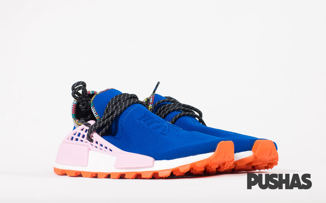 2c80e8deb NMD x Pharrell Human Race Solar HU - Power Blue (New) – PUSHAS
