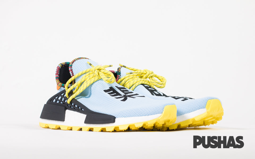 f4b4a9f6f NMD x Pharrell Human Race  Inspiration Pack  - Aero Blue (New) – PUSHAS