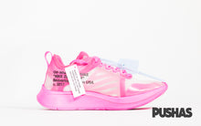 Zoom Fly x Off-White 'Tulip Pink' (New)