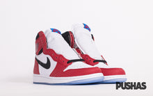 pushas-nike-Air-Jordan-1-Spider-Man-Origin-Story