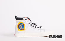 Sk-8 Hi x NASA Space Voyager '46 MTE DX' - White (New)