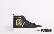 Sk-8 Hi x NASA Space Voyager '46 MTE DX' - Black (New)
