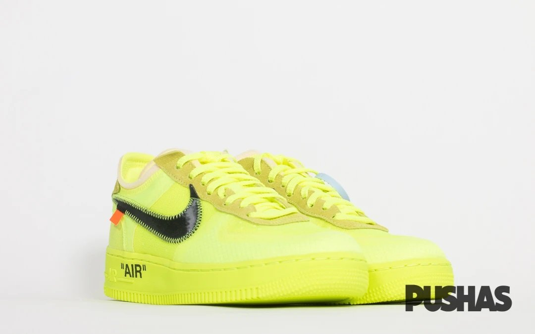 Air Force 1 x Off-White 'Volt' (New)