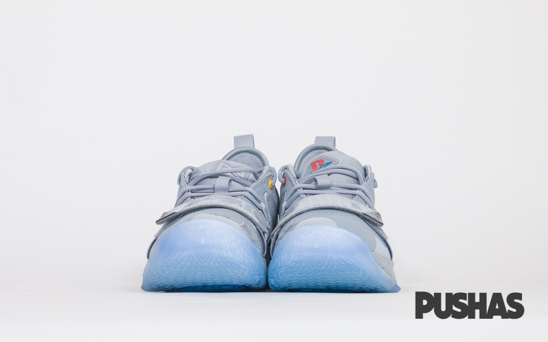 separation shoes dcca8 ef823 PlayStation x Paul George 2.5 'Wolf Grey' (New) – PUSHAS