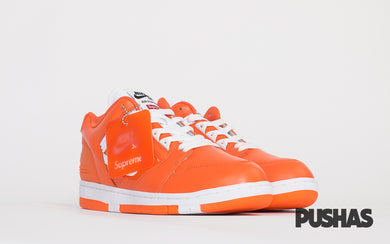 pushas-Nike-SB-Air-Force-2-Low-Supreme-Orange