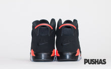 Air Jordan 6 Retro 'Infrared' 2019 - Black (New)