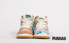 SB Zoom Dunk High 'What The' (New)