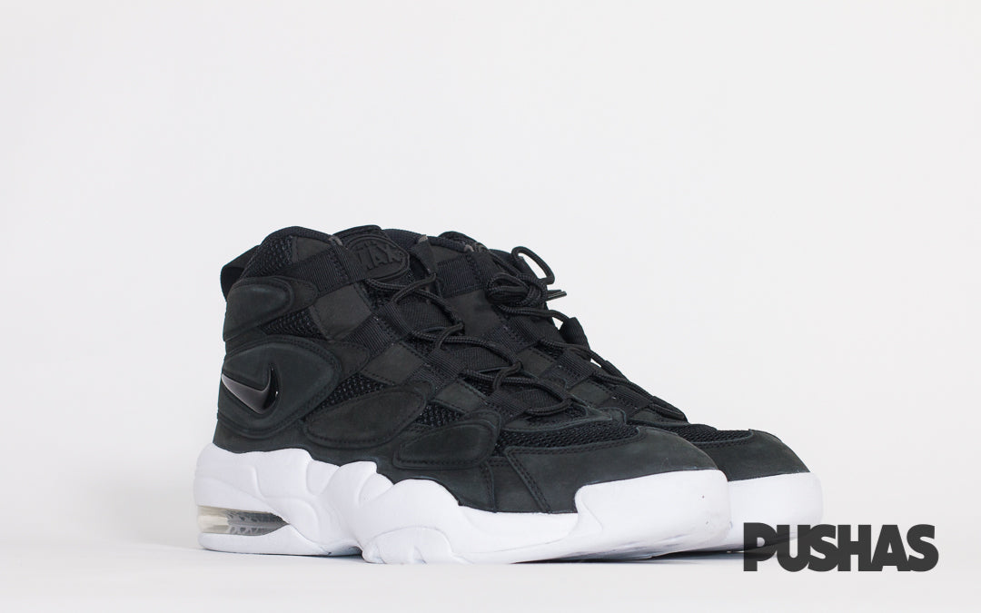 low priced b656a 2382a pushas-Nike-Air-Max-2-Uptempo-QS-Black