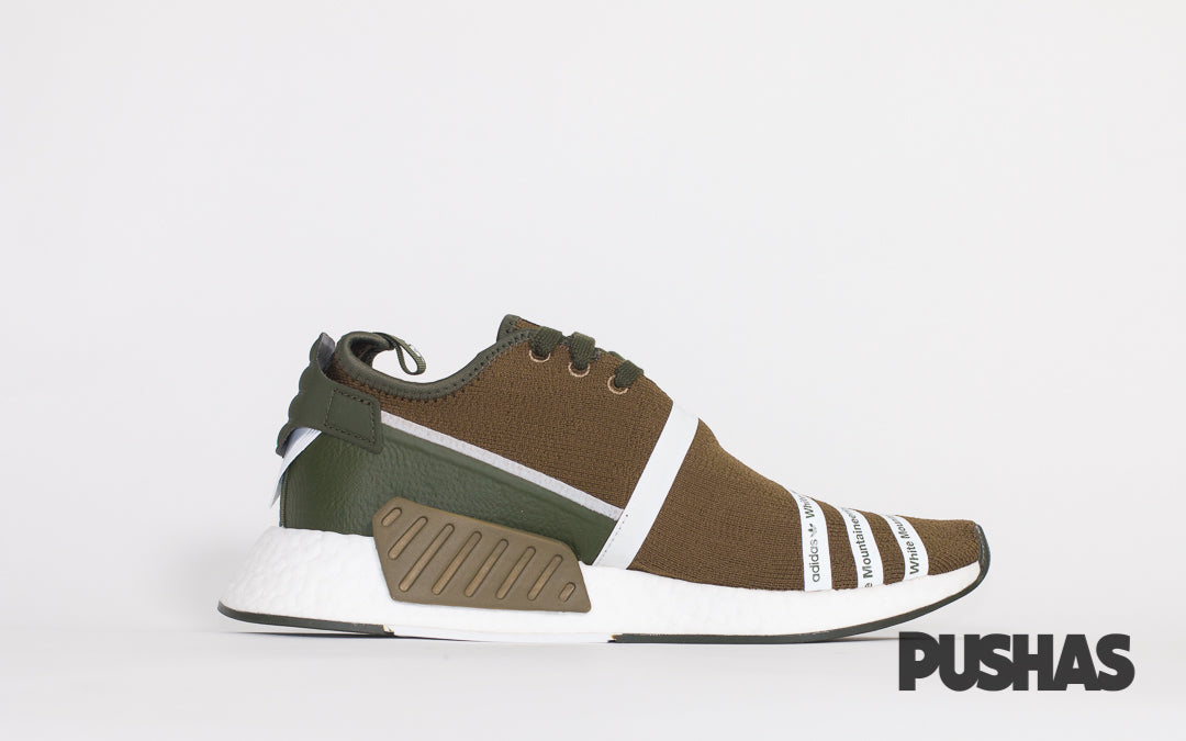 38fcd704c NMD R2 PK x White Mountaineering - Trace Olive (New) – PUSHAS