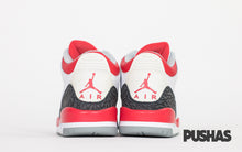 Air Jordan III Retro 'Fire Red' 2007 (New)