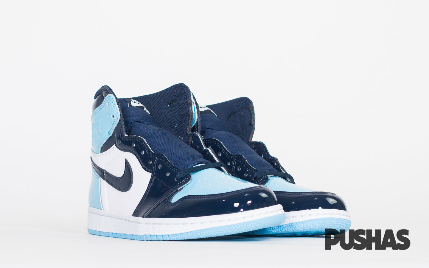 c893c09c6e547e Air Jordan 1  UNC  Patent W (New) – PUSHAS