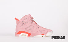 Air Jordan 6 x Aleali May 'Millennial Pink' (New)