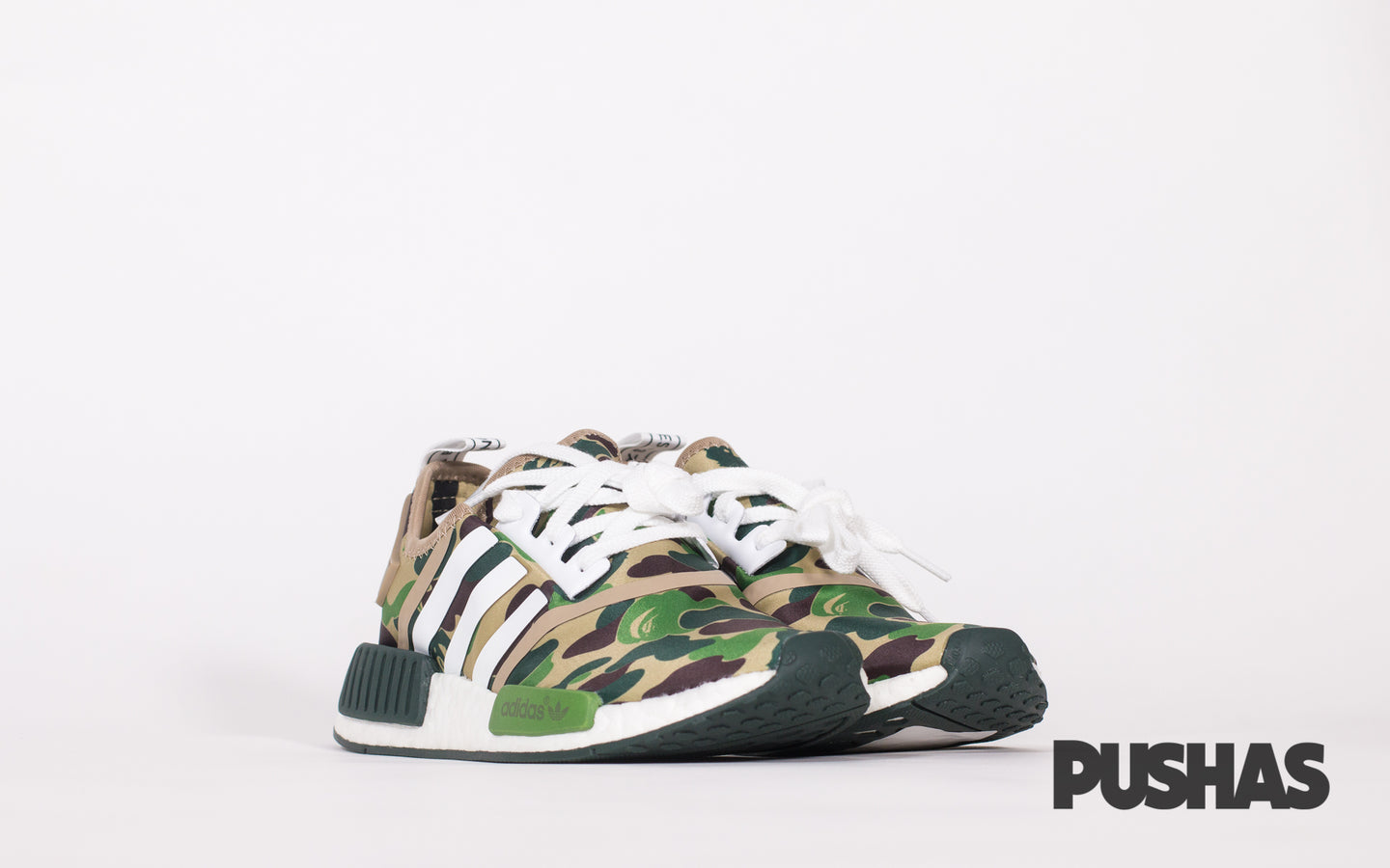 NMD_R1 x Bape 'Camo' (New) - PUSHAS