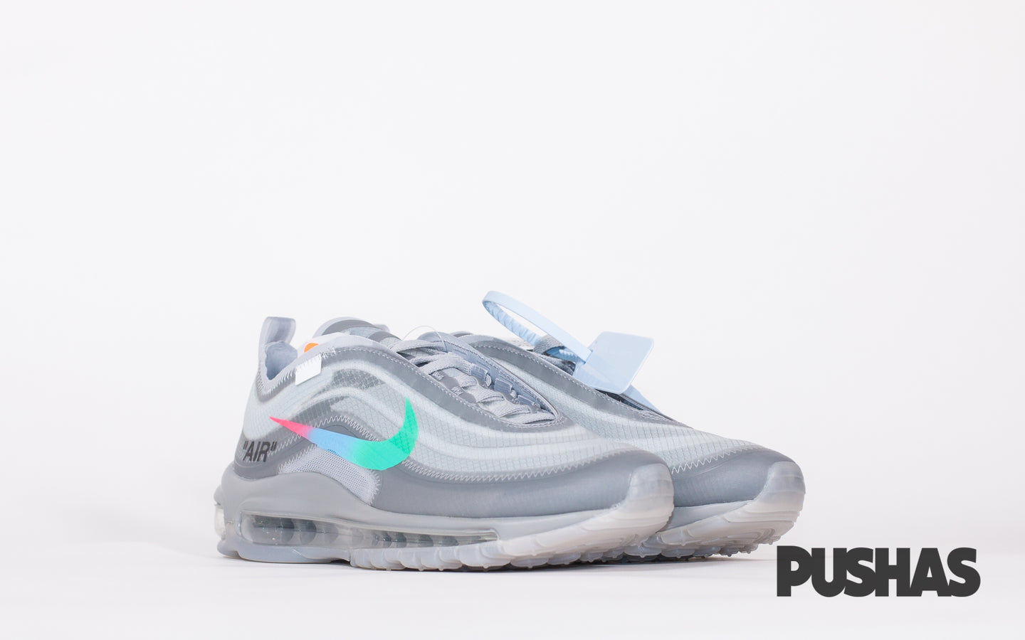 Air Max 97 x Off White 'Menta' (New) – PUSHAS