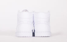 Air Jordan 1 Mid - Triple White (New)