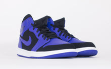 pushas-Nike-Air-Jordan-1-Mid-Black-Purple
