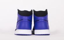 Air Jordan 1 Mid - Black/Purple (New)