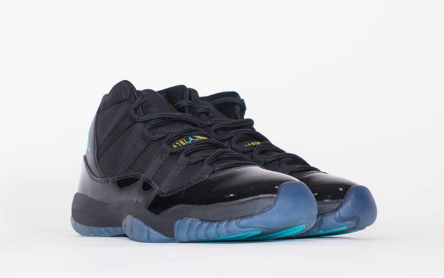 uk availability 09891 6f601 Air Jordan 11 'Gamma Blue' (New) – PUSHAS