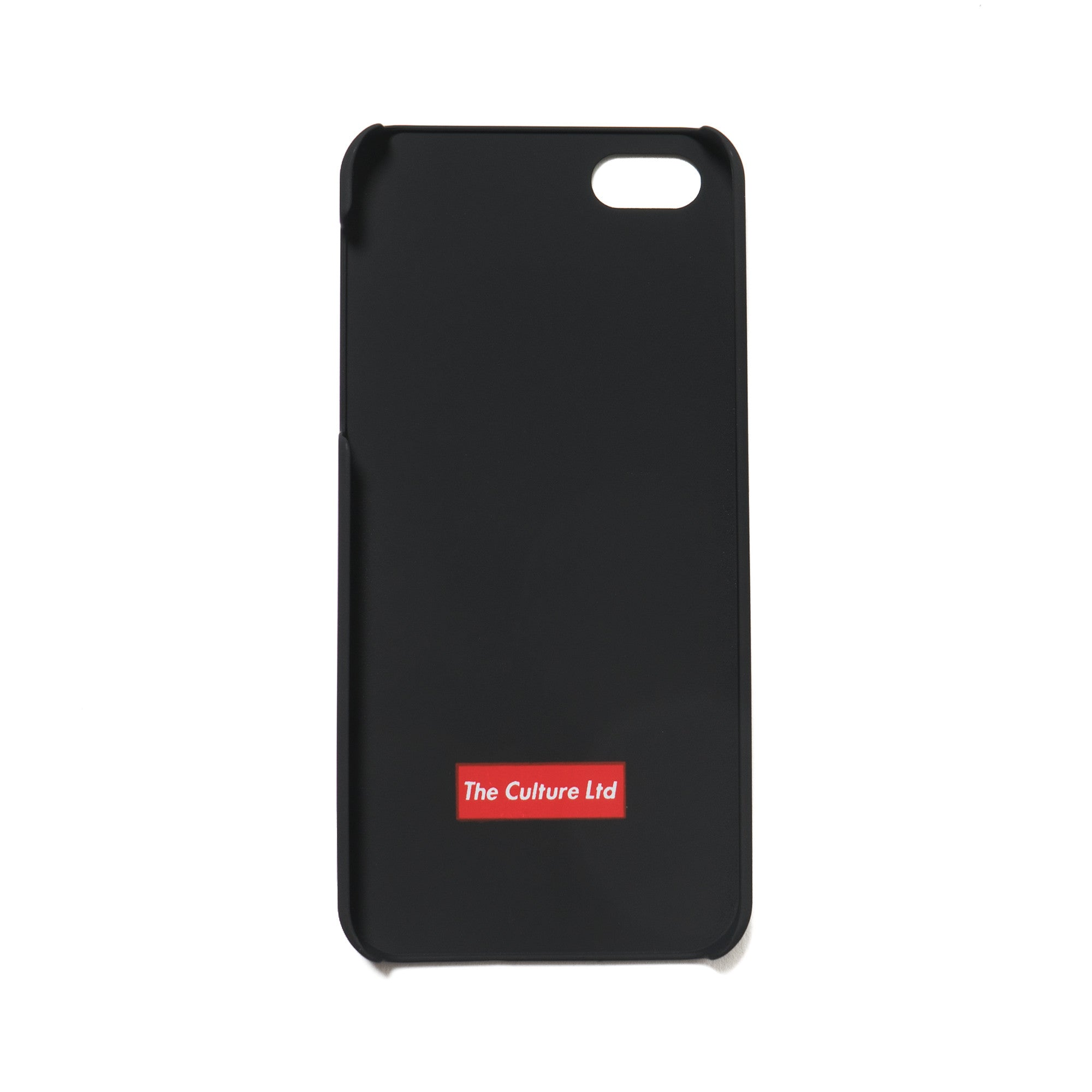 Black Definition iPhone 5 Case