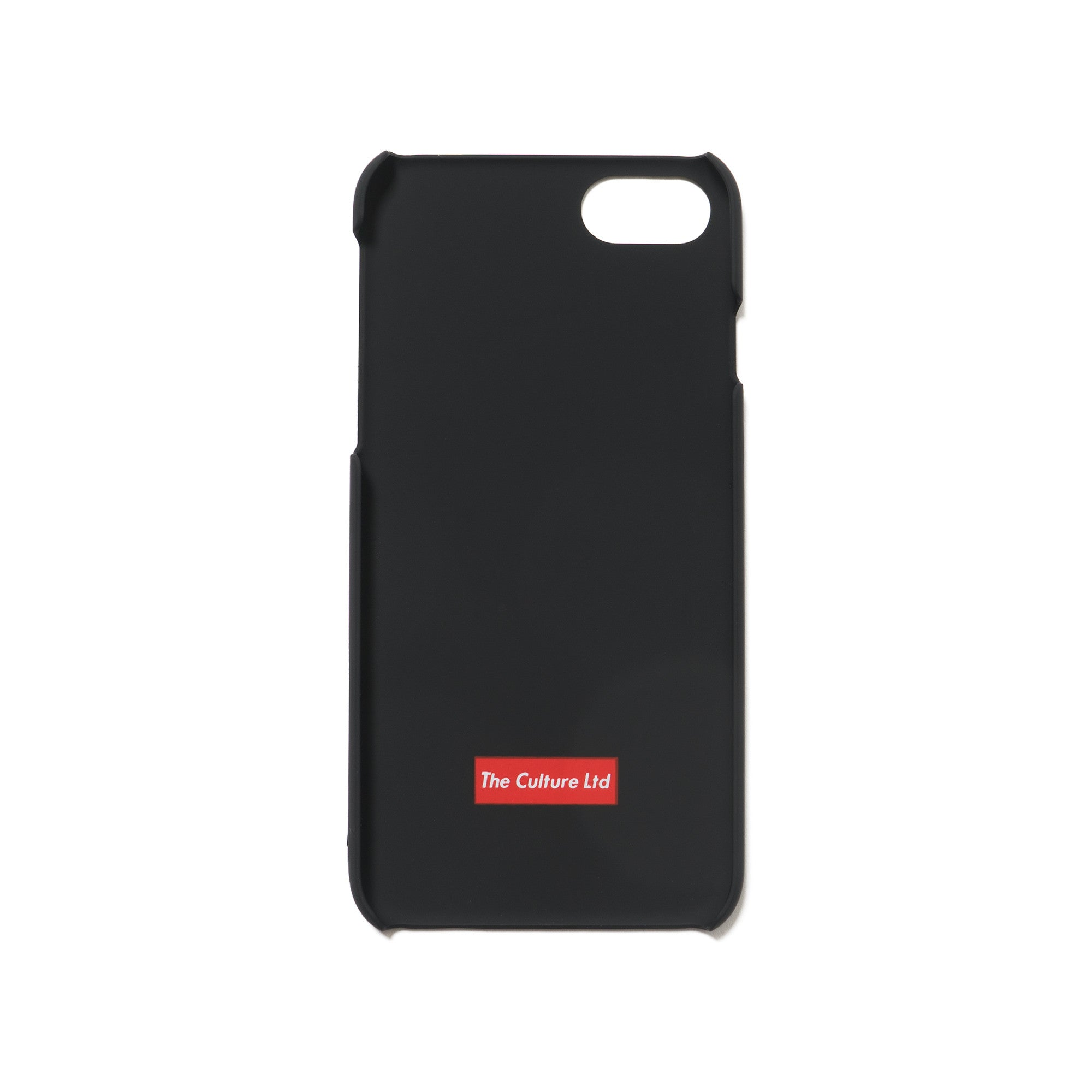 Black Definition iPhone 8 Case