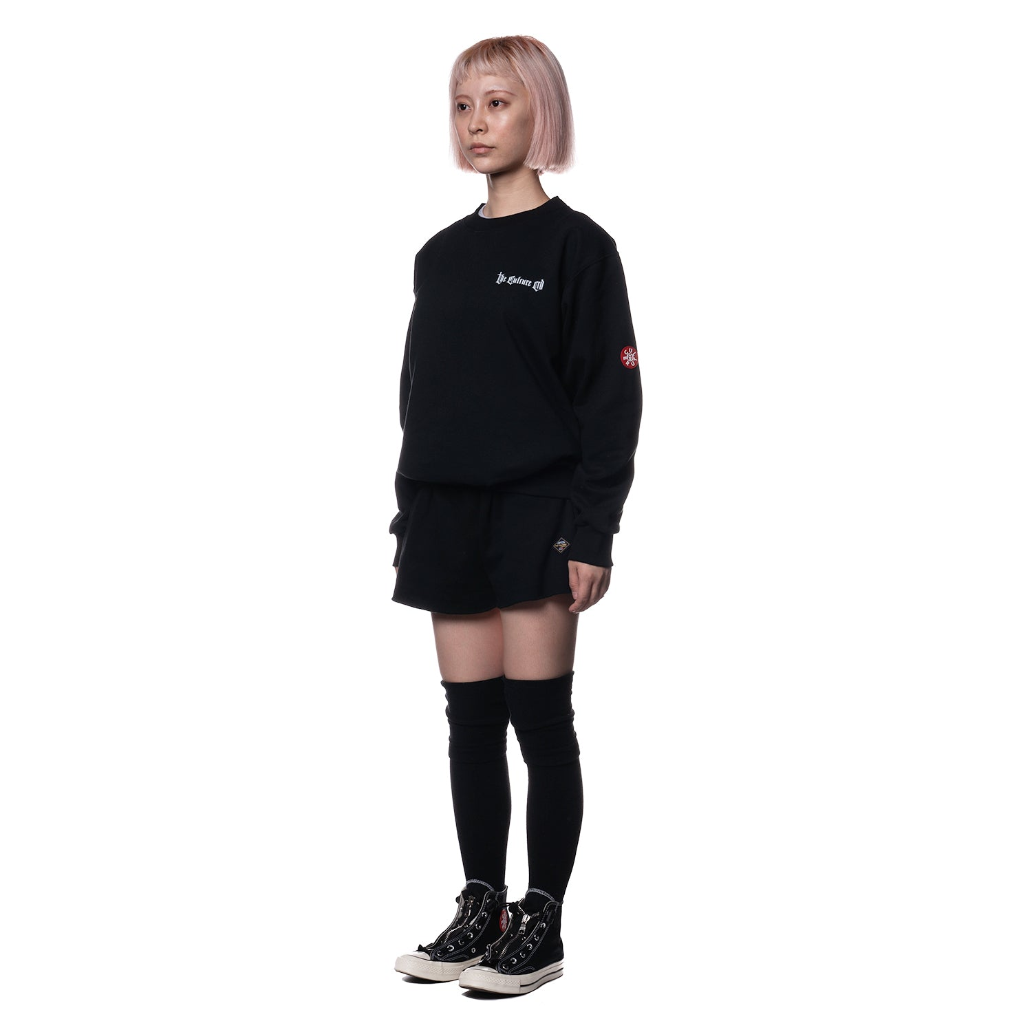 Black Anti-NSA Sweatshirt