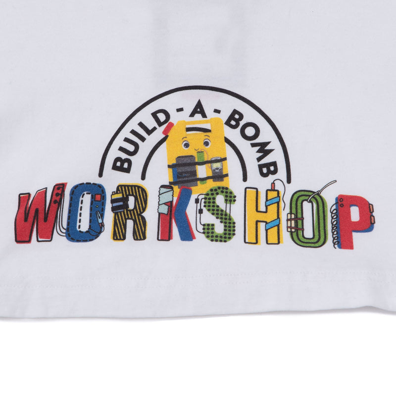 Build-A-Bomb Crop T-Shirt