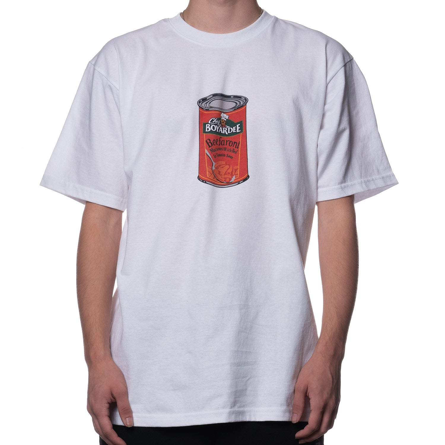White Warhol T-Shirt