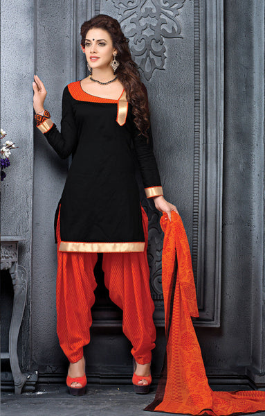 Evolution Patiala Dress Material,e4002