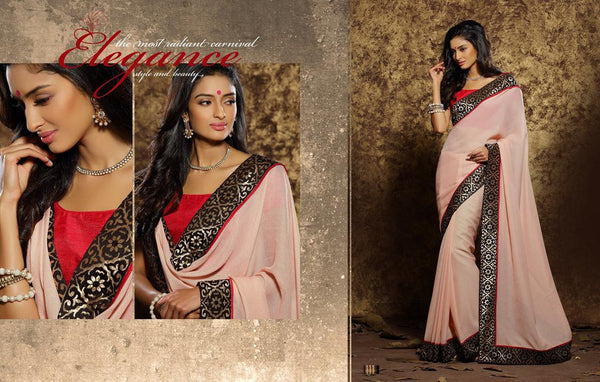 AAKRUTI VOLUME 1 Multicolor  Viscose Designer Worked Saree,LAKT111
