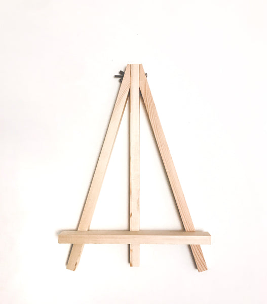Large Wood Easel