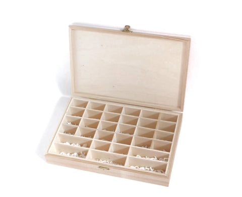 Letterboard Characters Organizer and Storage Box *AS IS*