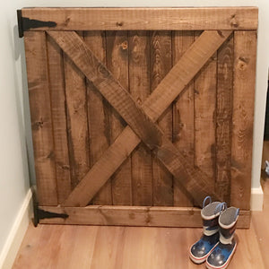 Farmhouse Baby Gate {custom built // Local pick-up only}