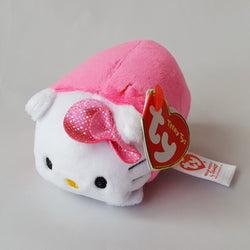 3.5 inch Teeny Tys  Hello Kitty Pink 83c886308a549