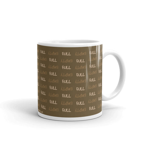 17A029PMUG - Full empty picture mug