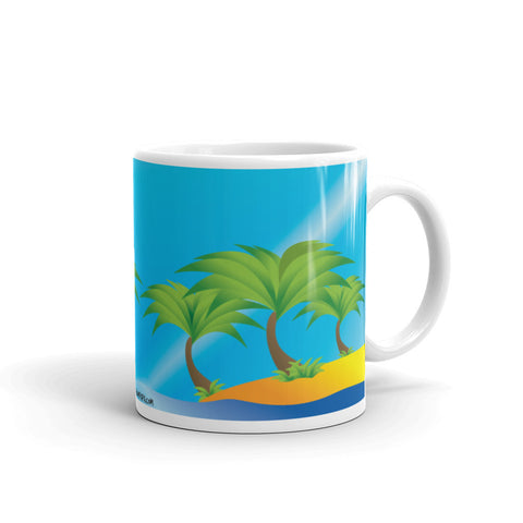 17A020PMUG - Great day picture mug