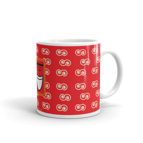 Great fortune picture mug