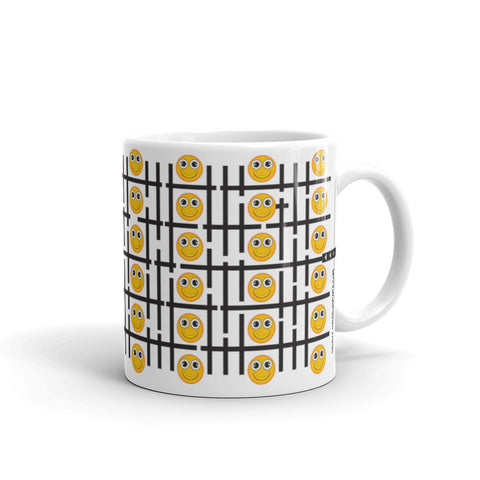 17A015PMUG - Happiness finder puzzle mug