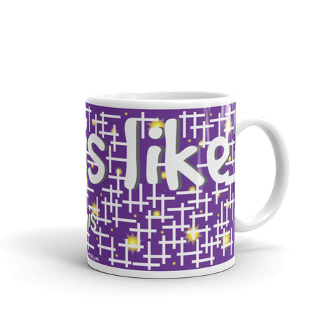 Life is like this puzzle mug