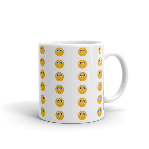 17A023PMUG - Happiness finder picture mug