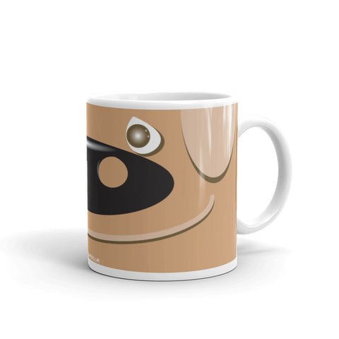 17A022PMUG - Top dog picture mug