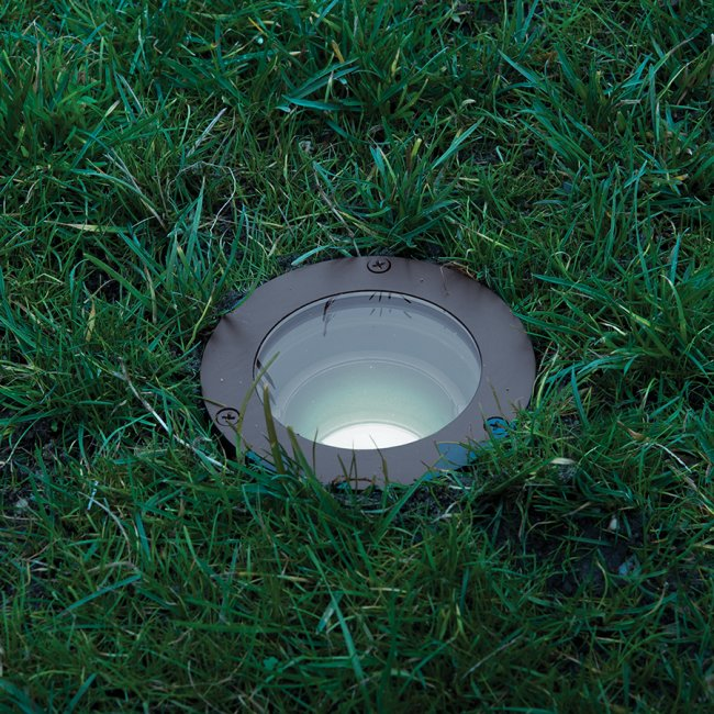 In-Ground Well Light