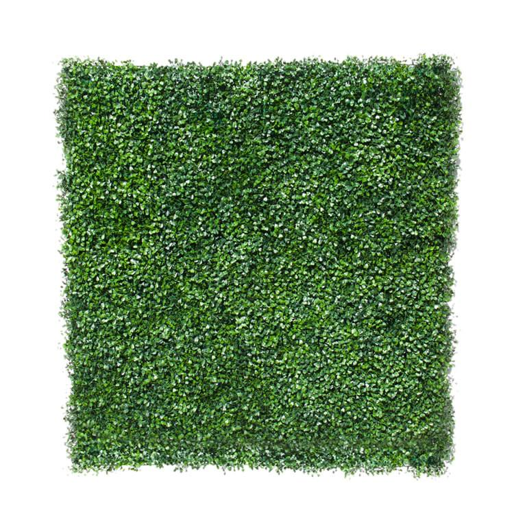 Artificial Boxwood Hedge Sheet 5' X 7'