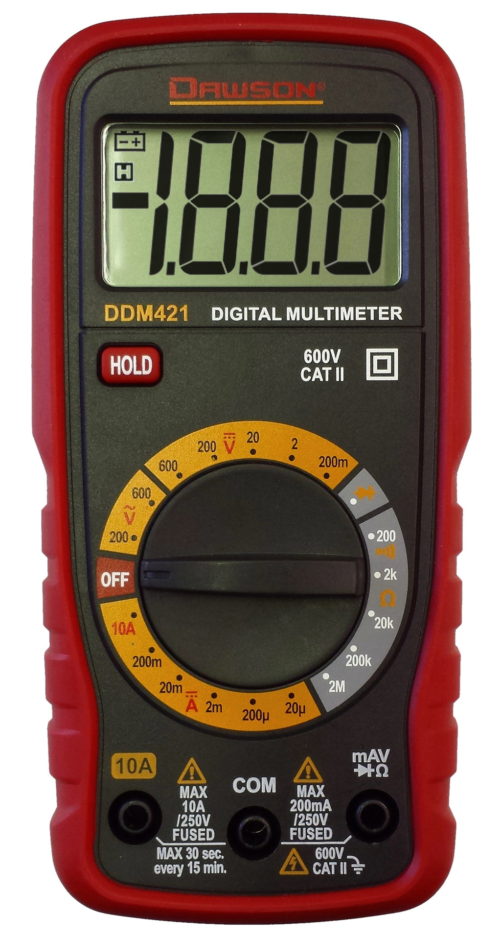 Compact Digital Multimeters -  DDM421