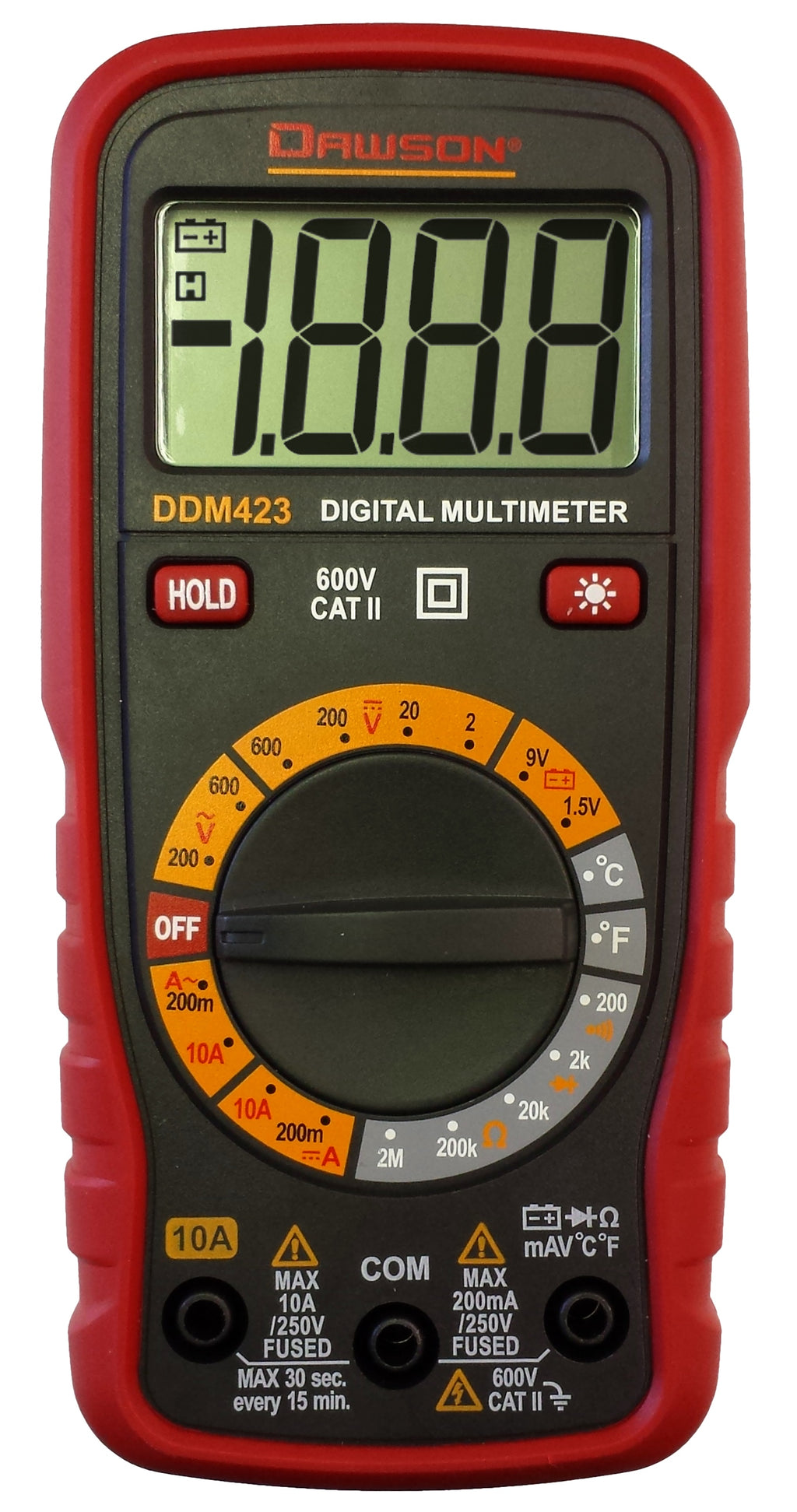 Compact Digital Multimeters - DDM423