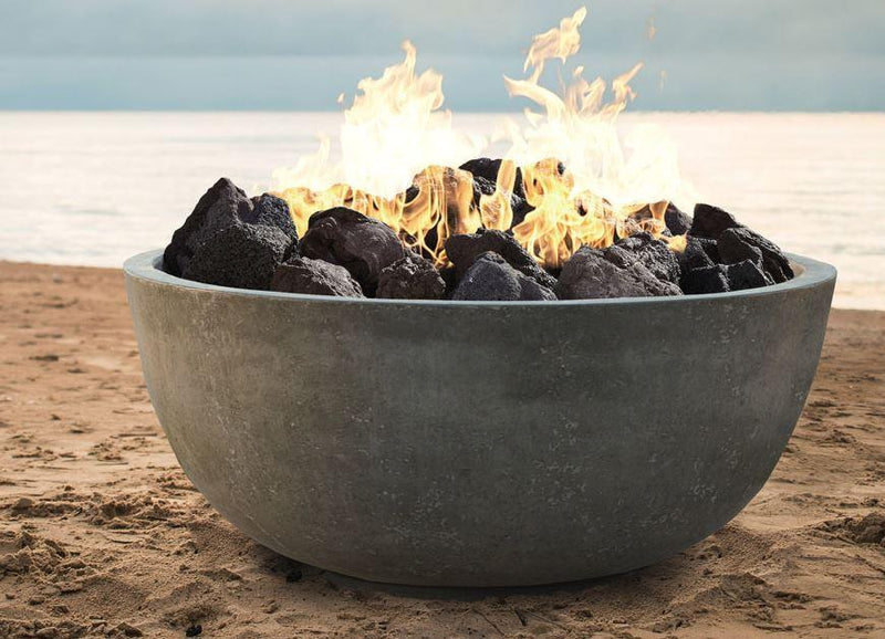Moderno I - Fire Bowl, Fire Bowl, Prism Hardscapes, [shop_ Direct Lighting Outdoor Lifestyle]