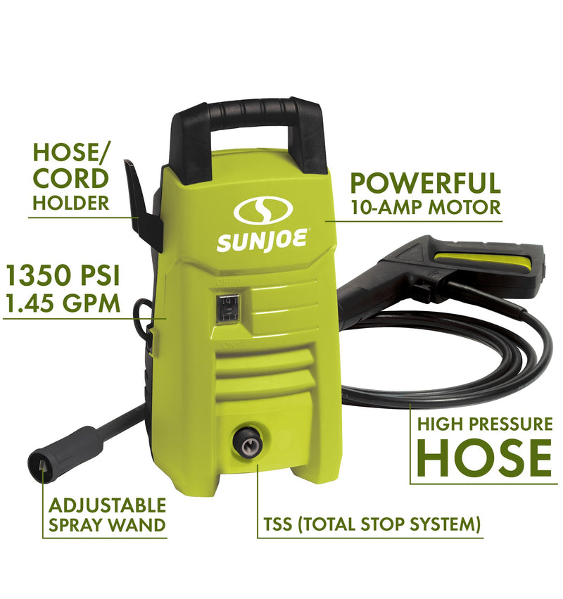 Portable Pressure Washer, Landscaping Tools, Sun / Snow Joe, [shop_ Direct Lighting Outdoor Lifestyle]