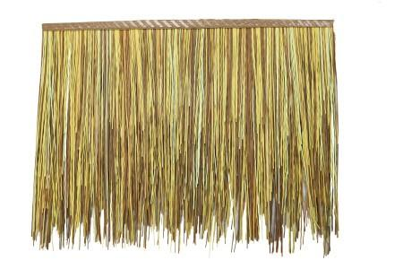 "Kenya Reed Fire Rated Sub-Panel 24""L x 17""H Kenya Reed Artificial Thatch Thatch Products"