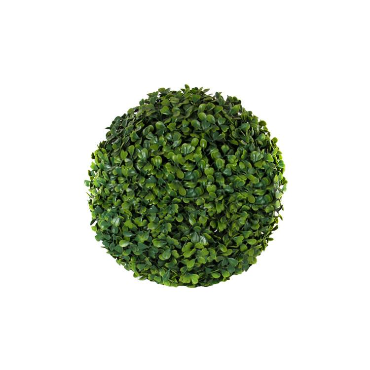 "Artificial Outdoor Boxwood Ball Uv 10"" Oball10"