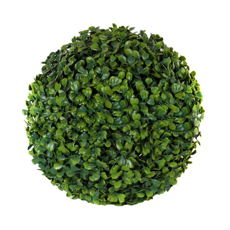 "Artificial Outdoor Boxwood Ball Uv 19"" Oball19"